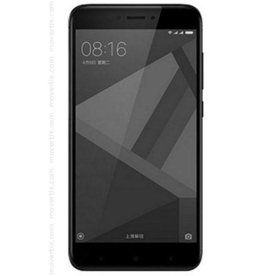 Xiaomi Redmi 4X Negro 32GB Almacenamiento 3GB Ram