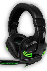 Auriculares BG Typhoon Gaming + Micro