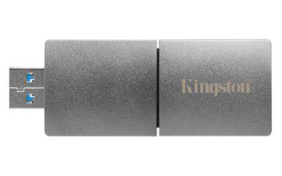 Kingston DataTraveler USB Plata 2TB Unidad flash