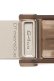 Kingston DataTraveler microDuo OTG USB 64GB Unidad flash