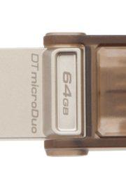 Kingston DataTraveler microDuo OTG USB 64GB Unidad flash
