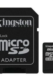 Kingston Technology microSDHC 8GB MicroSD Flash