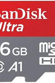sandisk ultra android microsdhc 16gb + sd adapter