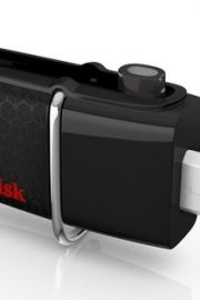 Sandisk 16GB Ultra Dual USB Negro Unidad flash