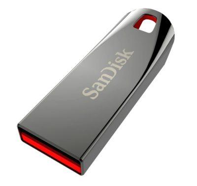 Sandisk Cruzer Force USB Cromo 32GB Unidad flash