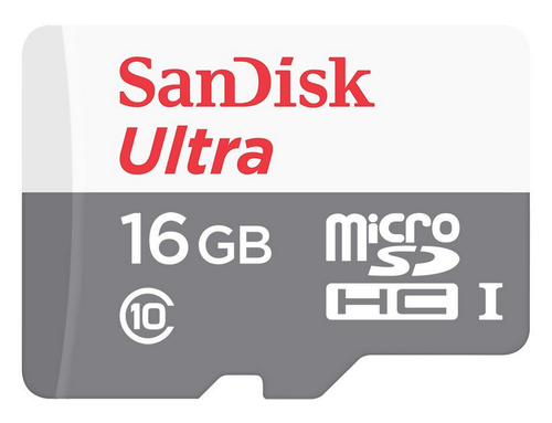 Sandisk SDSQUNB-016G-GN3MN 16GB MicroSDHC Class 10