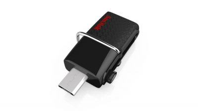 Sandisk Ultra Dual USB Negro 32GB Unidad flash