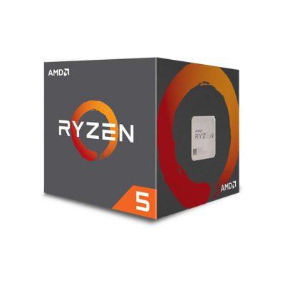 AMD Ryzen 5 1500x 4 cores 3.7Ghz