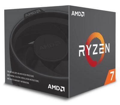 AMD Ryzen 7 2700 8 cores 4.1Ghz