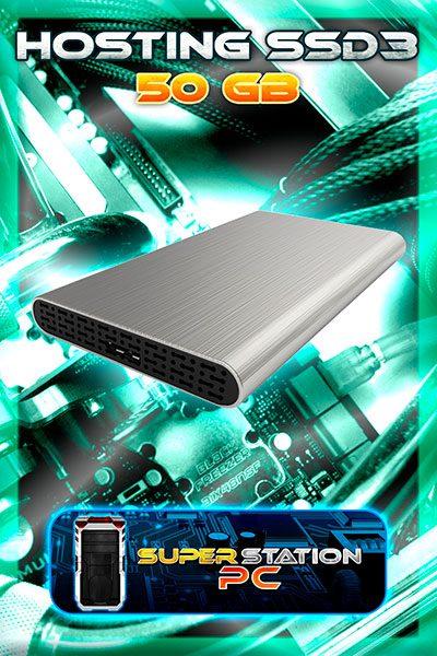 Hosting SSD3
