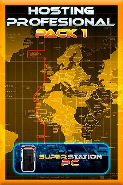 Hosting Web Profesional Pack 1