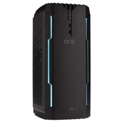 Ordenador CORSAIR ONE PRO COMPACT GAMING I7-7700K GTX 1080 480GB SSD 2TB 16GB DDR4 Portada