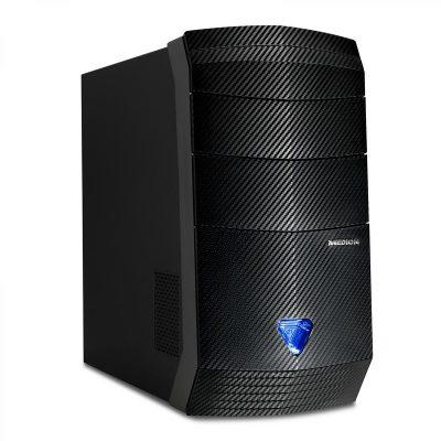 Ordenador MEDION Gaming PCC582 i7-7700 3.60GHZ 8GB 1TB+128GB SSD GTX1050 Portada
