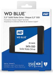 SSD WD Blue 250GB