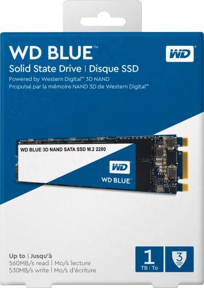 SSD WD Blue M.2 2280 1TB 01