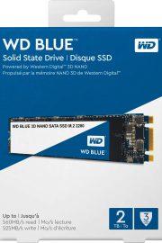 SSD WD Blue M.2 2280 2TB 01