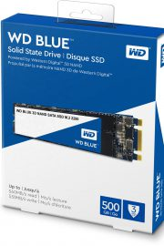 SSD WD Blue M.2 2280 500GB 01