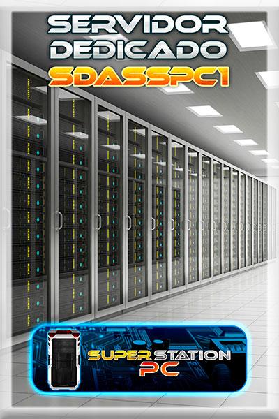 Servidor Dedicado SSD 1