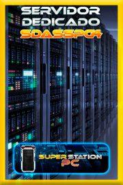 Servidor Dedicado SSD 4