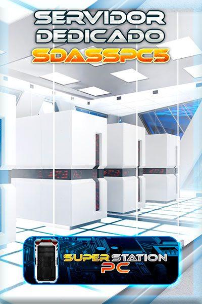Servidor Dedicado SSD 5