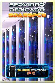 Servidor Dedicado SSD 6