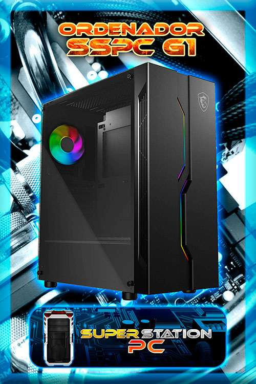 Ordenador Personalizado Gaming AMD-SSPCG1