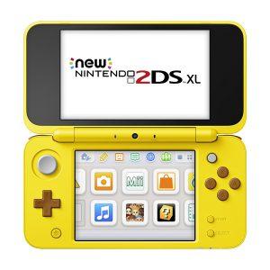 Consola New Nintendo 2DS XL Edicion Pikachu 02
