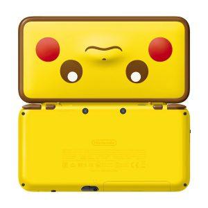 Consola New Nintendo 2DS XL Edicion Pikachu 04