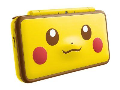 Consola New Nintendo 2DS XL Edicion Pikachu 05
