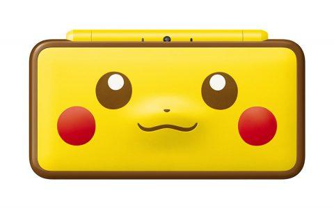 Consola New Nintendo 2DS XL Edicion Pikachu 06