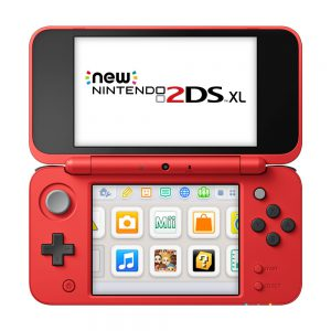 Consola New Nintendo 2DS XL Pokeball Edition 02