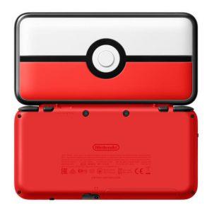Consola New Nintendo 2DS XL Pokeball Edition 03