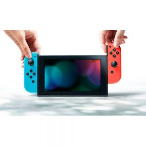Consola Nintendo Switch Azul Neon-Rojo Neon 03