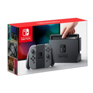 Consola Nintendo Switch HW Gris 01
