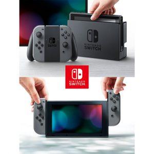 Consola Nintendo Switch HW Gris 04