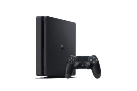 Consola Sony PS4 500GB negra + bono Fortnite 01