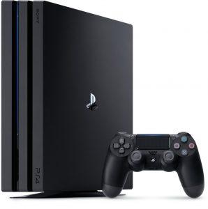 Consola Sony PS4 pro 1TB + bono Fortnite 01