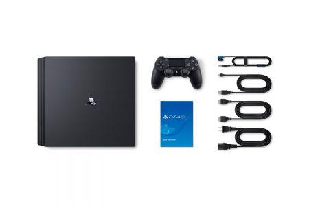Consola Sony PS4 pro 1TB + bono Fortnite 06