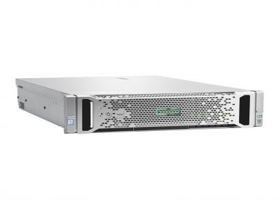 Servidor HP proliant dl380 g9 xeon e5-2620v3 2.4ghz Ram 16GB 2U FA 2 x 500w 03