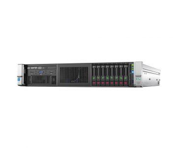 Servidor HP proliant dl380 g9 xeon e5-2620v3 2.4ghz Ram 16GB 2U FA 2 x 500w 04