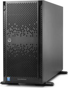 Servidor HPe proliant ml350 g9 x e5-2609v3 1.90ghz Ram 8GB 500w 02