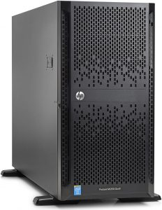 Servidor HPe proliant ml350 g9 x e5-2609v3 1.90ghz Ram 8GB 500w 03