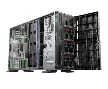 Servidor HPe proliant ml350 g9 x e5-2609v3 1.90ghz Ram 8GB 500w 05