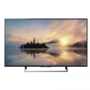"Television Sony KD43XE7096 43"" 4K Smart TV LED 01"