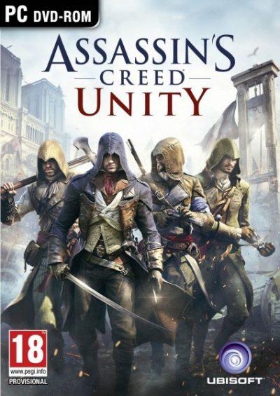 Assassins Creed Unity Special Edition PC Portada