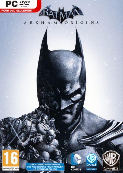 Batman Arkham Origins PC Portada