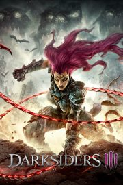 Darksiders III PC Portada