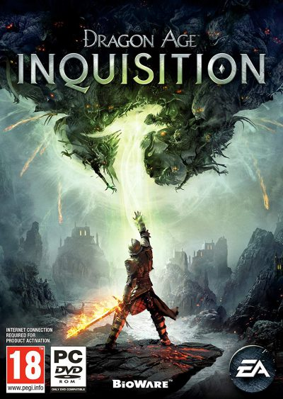 Dragon Age Inquisition PC Portada