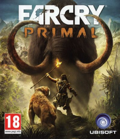 Far Cry Primal PC Portada