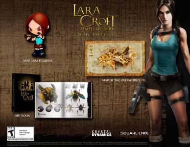 Lara Croft and the Temple of Osiris Gold Edition PC 02